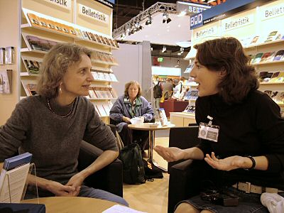 Buchmesse-Interview